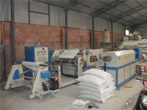 Shoes Material Extruding Coating Machine