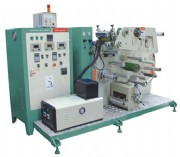 laboratorial type hot melt coating machine